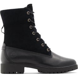 Timberland Jayne Teddy - Women's Leather Shoes - Black
