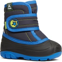 Kamik Fabriccio - Kids Boys Toddler Boots - Blue
