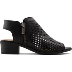 02a79acb92 Soda Thoalla - Women's Footwear Sandals Heels - Black found on MODAPINS from  GLOBO Shoes for