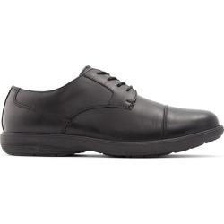 Nunn Bush Melvin Cap-w - Men's Footwear Dress Shoes Lace Ups - Black