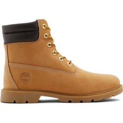 Timberland Linden Woods - Women's Leather Shoes - Beige found on Bargain Bro from GLOBO Shoes for USD $97.56