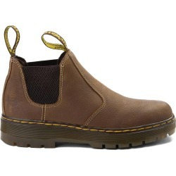 Dr. Martens Hardie - Men's Leather Collection Shoes - Brown found on Bargain Bro from GLOBO Shoes for USD $79.27