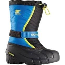 Sorel Flurry-jb - Kids Boys Junior Boots - Blue