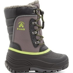 Kamik Luke-jb - Kids Boys Junior Boots - Grey