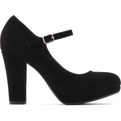 City Classified Zemira - Women's Footwear Shoes Heels - Black found on MODAPINS from GLOBO Shoes for USD $38.07
