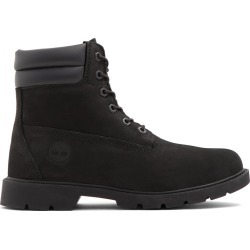 Timberland Linden Woods - Women's Leather Shoes - Black found on Bargain Bro from GLOBO Shoes for USD $97.56