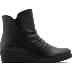 Solemate Adelita - Women's Footwear Boots Ankle - Black found on Bargain Bro from GLOBO Shoes for USD $48.78