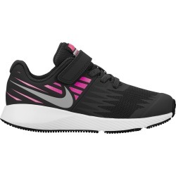 Nike Condoianni - Kids Girls Junior Athletics Shoes - Black found on MODAPINS from GLOBO Shoes for USD $41.13
