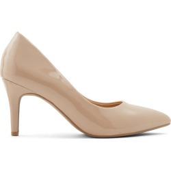 City Classified Elearka - Women's Best Deal Shoes - Beige found on Bargain Bro from GLOBO Shoes for USD $18.28
