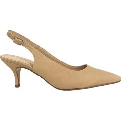 City Classified Sarn - Women's Footwear Shoes Heels Low-Mid - Beige found on MODAPINS from GLOBO Shoes for USD $19.03