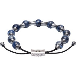 William Henry Sodalite Zenith Adjustable Bead Bracelet
