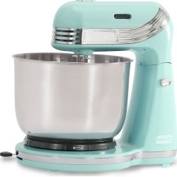 Dash Everyday Stand Mixer, Blue