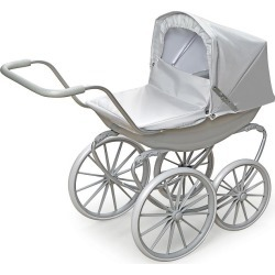 0ddfa81b20bb3c243f3b4c7d8d72c1b175e94bcb.jpg?url=https%3A%2F%2Fmedia.kohlsimg - Badger Basket Gray London Doll Pram, Grey