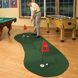 0ea1a08d63948d9601d5a499353b3bf2a141652d.jpg?url=https%3A%2F%2Fmedia.kohlsimg - Club Champ Expand-a-Green Golfer's Modular Putting System, Green