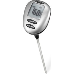 Polder Speed-Read Instant Meat Thermometer, Multicolor