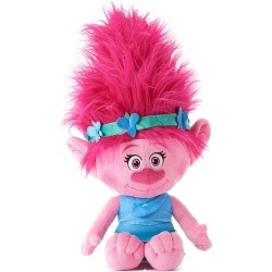 DreamWorks Trolls Poppy Cuddle Pillow, Pink