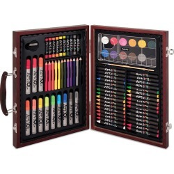 Art 101 82-pc. Wood Art Set, Multicolor