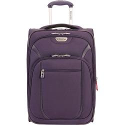 Ricardo Santa Cruz 6.0 21-Inch Wheeled Carry-On Luggage, Purple