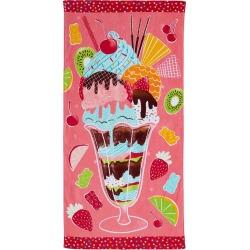 Jumping Beans® Sundae Beach Towel, Multicolor