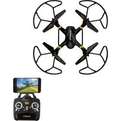 Polaroid 1200 Camera Drone, Black
