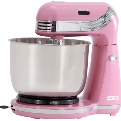 Dash Everyday Stand Mixer, Pink