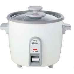 Zojirushi 3-Cup Rice Cooker, Multicolor