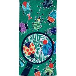 Jumping Beans® Bugs Beach Towel, Multicolor