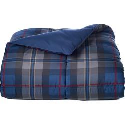 The Big One® Down Alternative Reversible Comforter, Med Blue