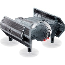 Star Wars Tie Advanced X1 Quadcopter by Propel, Multicolor