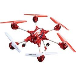 Sky Rover Hexa 6.0 Drone with Camera, Multicolor