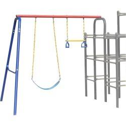 e88145869474a6ae06c8773b813ad111b2c18736.jpg?url=https%3A%2F%2Fmedia.kohlsimg - Skywalker Sports Jungle Gym Swing Set Add-On Module, Blue