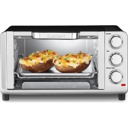 Cuisinart Compact Toaster Oven, Grey