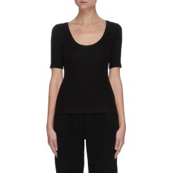 Scoop Neck T-shirt found on MODAPINS from Lane Crawford-US for USD $324.64