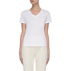 Regular fit V-neck T-shirt found on MODAPINS from Lane Crawford-US for USD $100.00