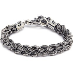 Braided chain bracelet found on Bargain Bro India from Lane Crawford-US for $182.00