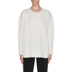 Oversized crew neck sweater found on MODAPINS from Lane Crawford-US for USD $370.00
