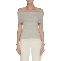 'Lurex' off-shoulder sleeveless knit top found on MODAPINS from Lane Crawford-US for USD $350.00