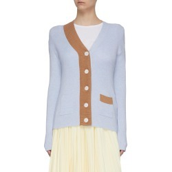 Colourblock Cardigan found on MODAPINS from Lane Crawford-US for USD $400.00