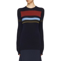 Colourblock sweater found on MODAPINS from Lane Crawford-US for USD $750.00