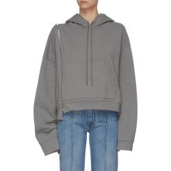 Detachable zip sleeve hoodie found on MODAPINS from Lane Crawford-US for USD $880.00