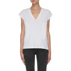 Le Mid Rise' V-neck T-shirt found on MODAPINS from Lane Crawford-US for USD $80.00
