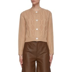 Cable knit cardigan found on MODAPINS from Lane Crawford-US for USD $630.00