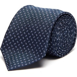 Water drop embroidered silk tie found on MODAPINS from Lane Crawford-US for USD $155.00