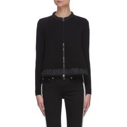 Zip-up cardigan found on MODAPINS from Lane Crawford-US for USD $2220.17