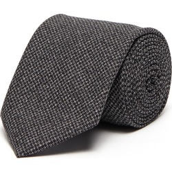Square embroidered wool tie found on MODAPINS from Lane Crawford-US for USD $140.00