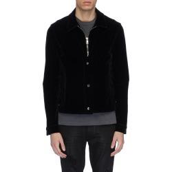 Waistcoat panel velvet jacket found on MODAPINS from Lane Crawford-US for USD $435.00