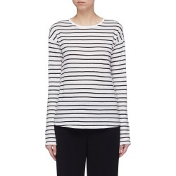 Stripe long sleeve T-shirt found on MODAPINS from Lane Crawford-US for USD $150.00