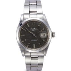 Rolex Date stainless steel watch found on MODAPINS from Lane Crawford-US for USD $5100.00
