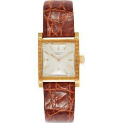 Patek Philippe manual winding 18k yellow gold 2496 watch found on MODAPINS from Lane Crawford-US for USD $13900.00