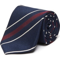 Striped silk tie found on MODAPINS from Lane Crawford-US for USD $165.00
